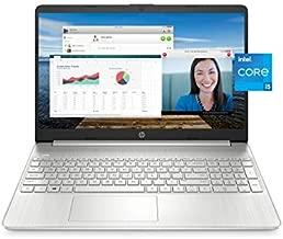 "HP 15 Laptop, 11th Gen Intel Core i5-1135G7 Processor, 8 GB RAM, 256 GB SSD Storage, 15.6"" Full HD IPS Display, Windows 10 Home, HP Fast Charge, Lightweight Design (15-dy2021nr, 2020)"