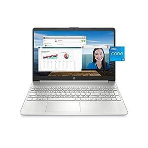 """HP 15 Laptop, 11th Gen Intel Core i5-1135G7 Processor, 8 GB RAM, 256 GB SSD Storage, 15.6"""" Full HD IPS Display, Windows…"""