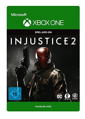 Injustice 2: Red Hood Character DLC | Xbox One - Download Code
