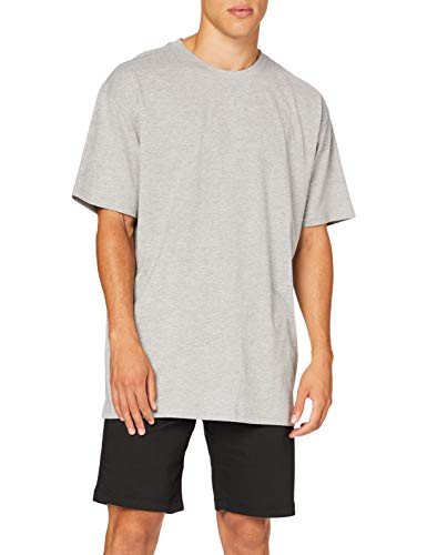 Build Your Brand T-Shirt Heavy Oversize tee Camiseta para Hombre