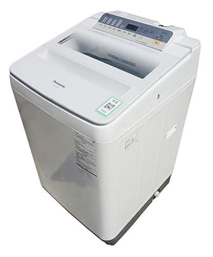 パナソニック 全自動洗濯機 (洗濯8.0kg)(ホワイト) NA-FA80H5-W