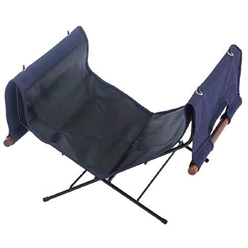 HangOut(ハングアウト) ログキャリー スタンド付き 折り畳み コンパクト 薪 キャリー バッグ 持ち運び アウトドア キャンプ グッズ LGS-325