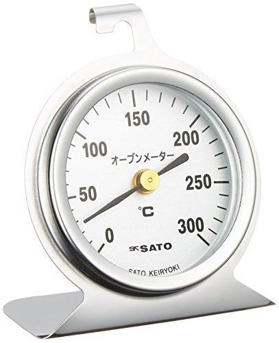 SATO 調理用温度計 オーブンメータ No.1726