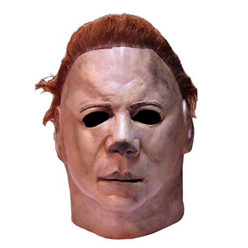 Halloween II Michael Myers Deluxe Mask