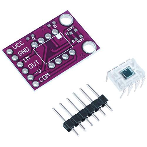 WOVELOT CJMCU101 OPT101 Analoges Lichtsensor, Lichtintensitätsmodul, monolithische Fotodiode