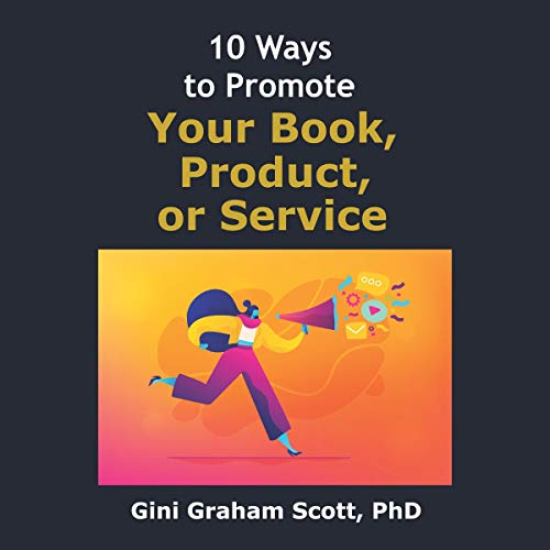 10 Ways to Promote Your Book, Product, or Service Titelbild