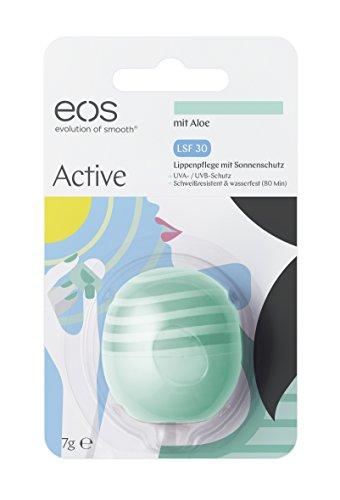 EOS Active Lip Balm mit Aloe SPF 30 (1 x 7 g)