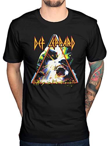 Offiziell Def Leppard Hysteria T-Shirt