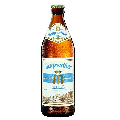 Bayreuther Hell - 0,5 Liter Flasche