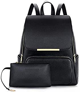 Vintage Girl's Sling Bag (Black)