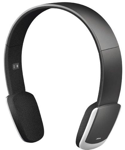 Jabra HALO2 Wireless Bluetooth Stereo Headset, Black