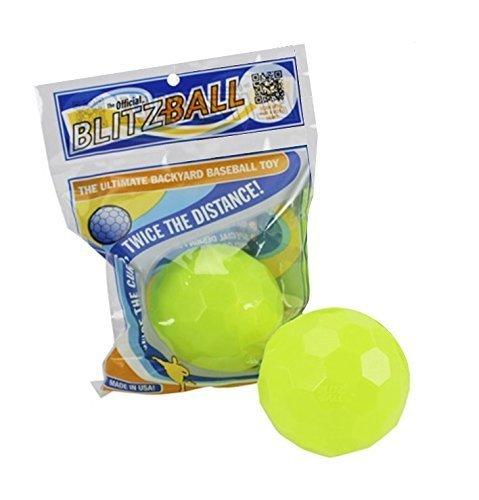 Blitzball Kunststoff-Baseball (2er-Pack) by Blitzball
