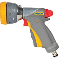 Ultra Tough zinc alloy body for increased durability Soft ergonomic handle for added comfort Lockable on/off trigger flow for when watering for longer periods of time Seven spray patterns for all cleaning and gardening tasks New without tags/ Packagi...