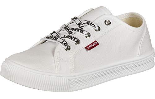 Levi´s Sneaker Damen Malibu Beach S 225849-1733-51 Regular White, Schuhgröße:37