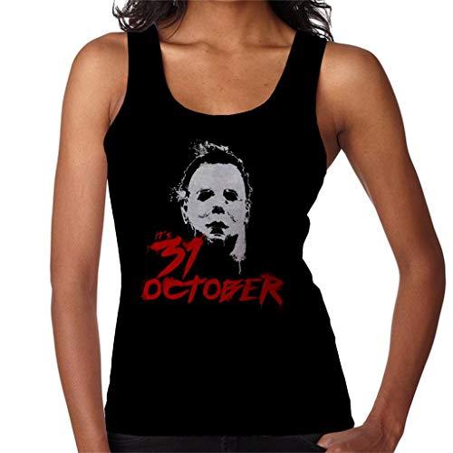Halloween Michael Myers Its 31st October Women's Vest