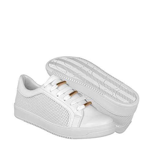 Tenis Blancos Mujer marca STYLO