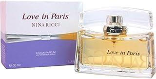 Ricci Love in Paris By Nina Ricci for Women. Eau De Parfum Spray 1.6 Ounces