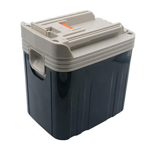 Mak 24V Batteria 3AH Sostituzione Compatibile con Mak:B2417 B2420 B2430 BH2420 BH2430 BH2433 193737-7 193739-3 2417 2420 2430