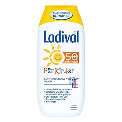 Ladival 03518648 Körpersonnenschutz 200
