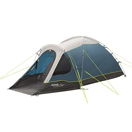 Outwell Cloud 2, Tenda a palo Unisex-Adulto, Blu, 2-Person