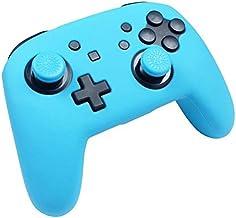Subsonic - Custodia Protettiva in Silicone per Controller Nintendo Switch Pro Controller - Kit Personalizzato Colorz con G...