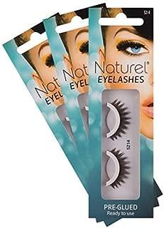 false lashes without glue