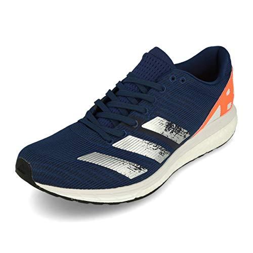 adidas Adizero Boston 8 Running Shoes - SS20-7 Navy Blue