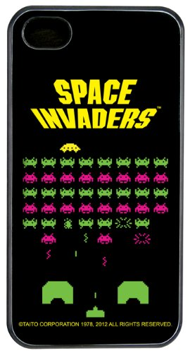 50fifty Concepts Custodia iPhone Design Space Invaders