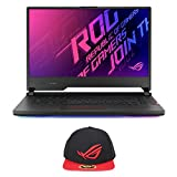 "ASUS ROG Strix Scar 15 G532LWS-XS96 (i9-10980HK, 16GB RAM, 1TB NVMe SSD, RTX 2070 Super 8GB, 15.6"" FHD 300Hz 3ms, Windows 10 Pro) Gaming Notebook"