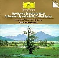 Beethoven: Symphony No. 5 / Schumann: Symphony No. 3 (1995-06-13)