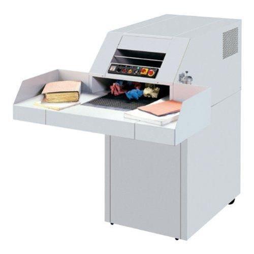 Best Prices! Destroyit 4107 Level P-2 High Capacity Strip-cut Shredder - DSH0325