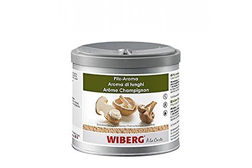 Pilz-Aroma, Gewürzzubereitung mit Steinpilzen, Champignons, Shiitake, 200 g