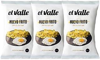 EL VALLE目玉焼き風味ポテトチップス45g (3 X 45g) お得セット
