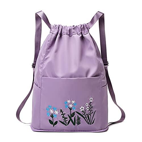 Mochila de viaje para mujer, plegable para niña, ligera, grande, bolsa de deporte, bolsa escolar, bolsa de senderismo para mujer