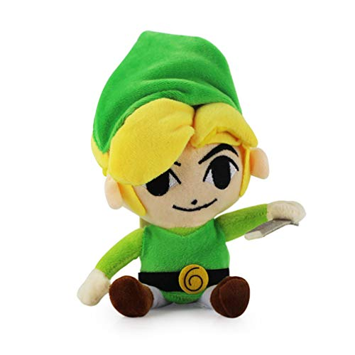 EASTVAPS Legend of Zelda Balancines de Peluche Sky Sword Cit