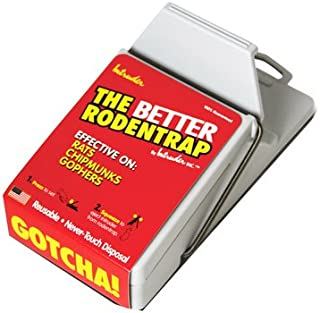 Intruder Better Rodent Trap Rats