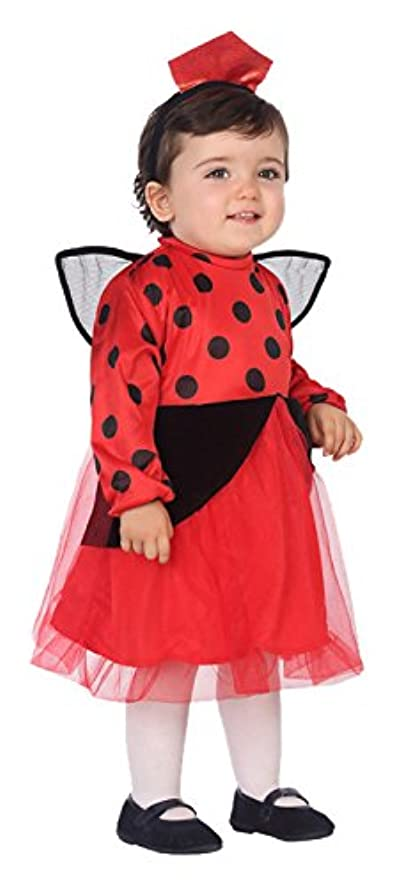 解明松インタフェース[TH3 Party] Costume for Babies Ladybird