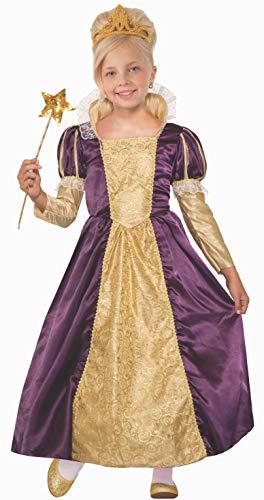 Forum Novelties Child's Princess Indigo Costume, Medium