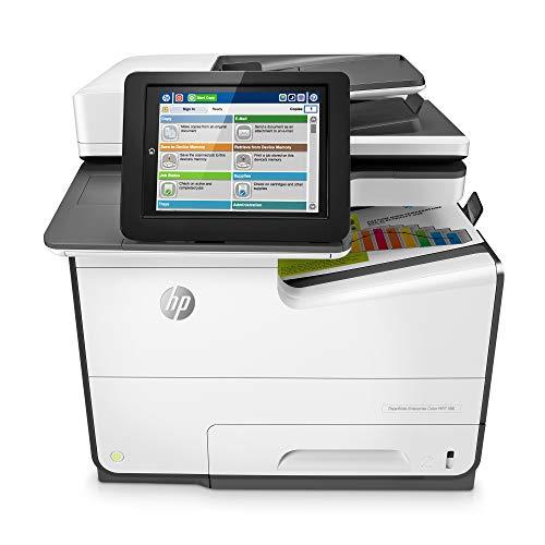 HP PageWide Enterprise Color 586dn Multifunction Duplex Printer (G1W39A)