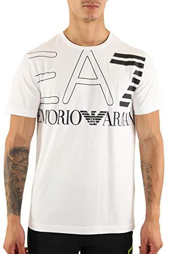 Emporio Armani EA7 - t-Shirt Uomo Bianco S