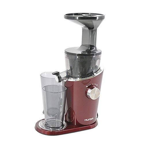 HUROM Slow Juicer'Advanced 100' (Deep Wine)【Japan Domestic Genuine Products】【Ships from...