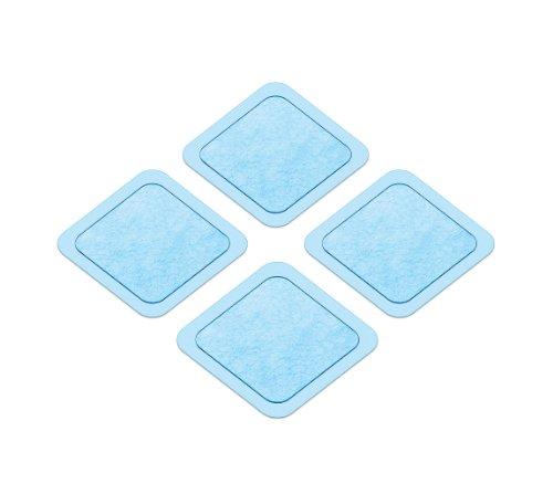 Beurer 647.16 - Electrodos abdominal de recambio para electro estimulador EM-20