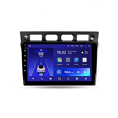 Android 10.0 In-Dash Car Stereo Radio Lettore Multimediale Per Kia Picanto SA Morning 2004 - 2007, Touch Screen 9 Pollici Con Bluetooth Carplay FM AM DSP GPS SWC Telecamera Posteriore,Cc2l 1+16g