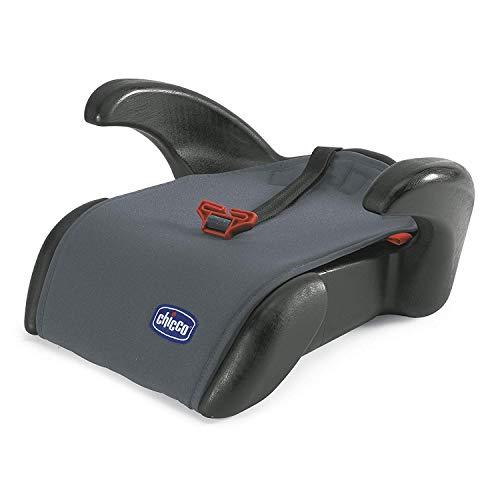 Chicco Quasar Plus Booster Kindersitz 15-36 kg Gruppe 2/3, Kindersitz für Kinder von 3 bis 12 Jahren, Sitzerhöhung, mit Komfortablen Armlehnen und Gurtführung