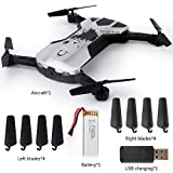 toy Boy Girl Car Toy Indoor Outdoor Educational Toy , Drone Wifi Fpv 1080P Hd Camera, Best Drone for Beginners with Altitude Hold, Voice Control, Gesture Recognition Photography, Trajectory Flight, 3