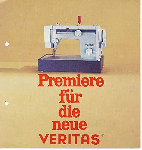 Premiere für die neue Veritas