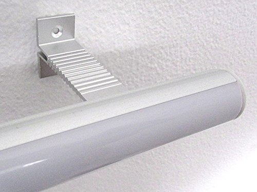 Haken voor bevestiging van plafonds, muur, dak, onderkast, wandplank, profiel, barra,