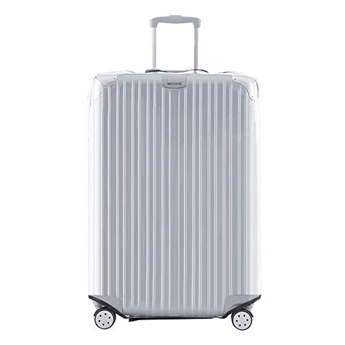TABITORA(タビトラ) スーツケースカバー キャリーケースバッグ 保護カバー 伸縮素材 防水 キズ防止 S/M/L/XLサイズ