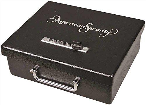 American Security Amsec PS1210HD Heavy Duty Pistol Storage Box