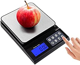 Digital kitchen scale weighing up to 10 kg